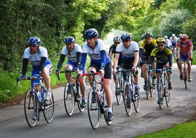 Horsham Cycling Ruckmans Lane 10th May 2009
